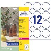 Avery Zweckform L7787-25 öntapadós etikett címke
