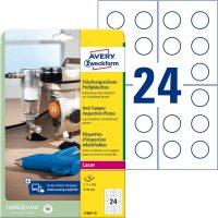 Avery Zweckform L7806-10 öntapadó körcímke