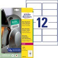 Avery Zweckform L7913-10 öntapadós etikett címke