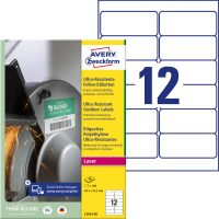 Avery Zweckform L7913-40 öntapadós etikett címke