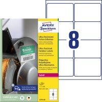 Avery Zweckform L7914-40 öntapadós etikett címke