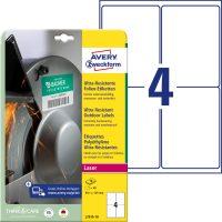 Avery Zweckform L7915-10 öntapadós etikett címke