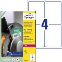 Avery Zweckform L7915-40 öntapadós etikett címke
