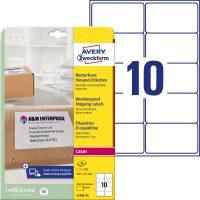 Avery Zweckform L7992-25 öntapadós etikett címke