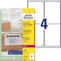 Avery Zweckform L7994-25 öntapadós etikett címke