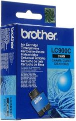 Brother LC900C tintapatron - cián (Brother LC900C)