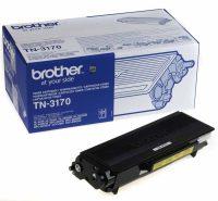 Brother TN-3170 festékkazetta - fekete (Brother TN-3170)