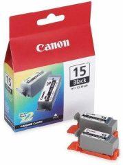 Canon BCI-15B tintapatron - fekete (Canon BCI-15B)