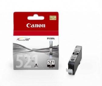 Canon CLI-521B tintapatron - fekete (Canon CLI-521B)