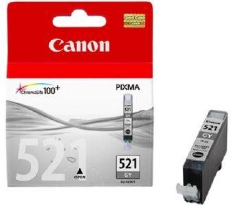 Canon CLI-521G tintapatron - szürke (Canon CLI-521G)