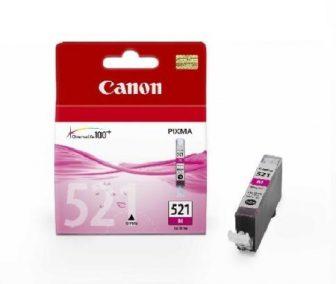 Canon CLI-521M tintapatron - bíbor (Canon CLI-521M)