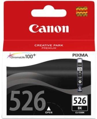 Canon CLI-526B tintapatron - fekete (Canon CLI-526B)