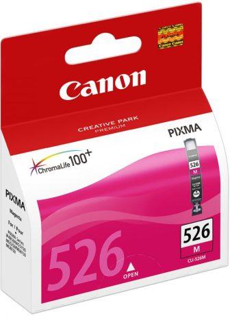 Canon CLI-526M tintapatron - bíbor (Canon CLI-526M)