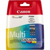 Canon CLI-526MP tintapatron - színes (Canon CLI-526 Multi-Pack)