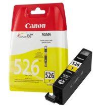 Canon CLI-526Y tintapatron - sárga (Canon CLI-526Y)