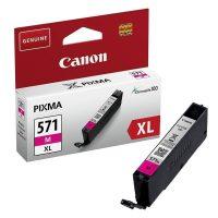 Canon CLI-571M XL tintapatron - bíbor (Canon CLI-571M XL)