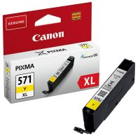 Canon CLI-571Y XL tintapatron - sárga (Canon CLI-571Y XL)