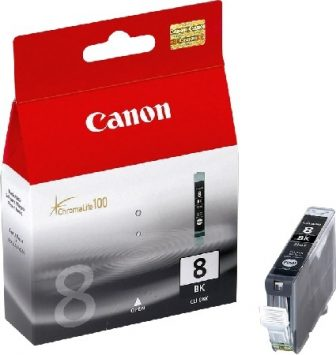 Canon CLI-8B tintapatron - fekete (Canon CLI-8B)