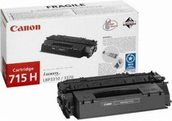 Canon CRG-715H toner cartridge - black (Canon CRG 715H)