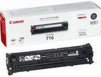 Canon CRG-716 Bk toner cartridge - black (Canon CRG 716 B)