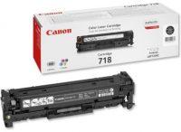 Canon CRG-718 Bk toner cartridge - black (Canon CRG 718 B)
