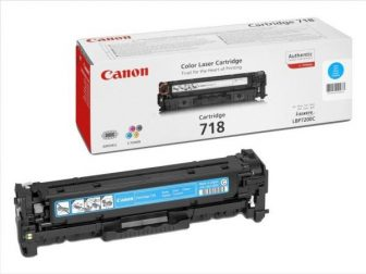 Canon CRG-718 C toner cartridge - cyan (Canon CRG 718 C)