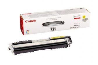 Canon CRG-729 Y toner cartridge - yellow (Canon CRG 729 Y)