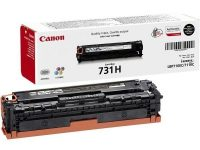 Canon CRG-731HBk toner cartridge (Canon 731H Black) - black, fekete festékkazetta (Canon CRG-731HBk)