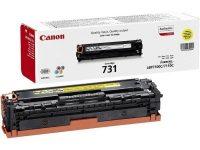 Canon CRG-731Y toner cartridge (Canon 731Y) - yellow, sárga festékkazetta (Canon CRG-731Y)