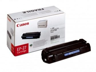 Canon EP-27 toner cartridge - black (Canon EP 27)