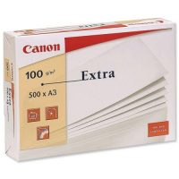 Canon Extra A/3 irodai papír (80 g.) fénymásolóba - lézer és tintasugaras nyomtatóba (500 ív / csomag) - No. 5892A001[AA]