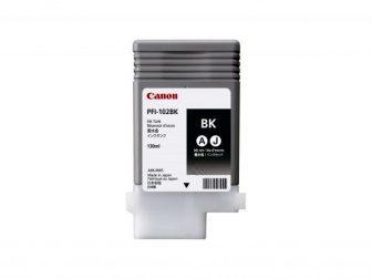 Canon PFI-102Bk tintapatron - fekete (Canon PFI-102Bk)