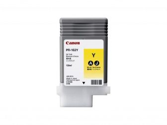 Canon PFI-102Y tintapatron - yellow (Canon PFI-102Y)