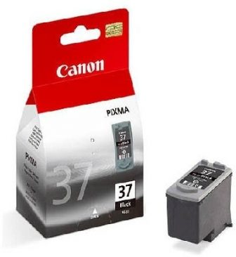Canon PG-37 tintapatron - fekete (Canon PG-37)
