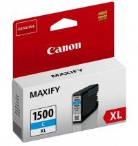 Canon PGI-1500XL cyan tintapatron - ciánkék (Canon PGI-1500XL C)