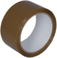 Öntapadó ragasztószalag általános használatra 48 mm x 50 m - havannabarna