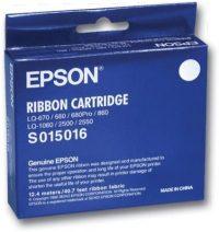 Epson S015016 / S015262 festékszalag - fekete (Epson C13S015262)