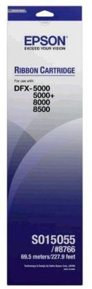 Epson S015055 festékszalag (No. 8766) - fekete (Epson C13S015055)