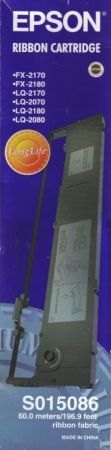 Epson S015086 festékszalag - fekete (Epson C13S015086)