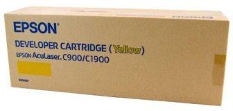 Epson S050097 toner cartridge - yellow (Epson C13S050097)