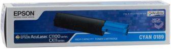 Epson S050189 toner cartridge - cyan (Epson C13S050189)