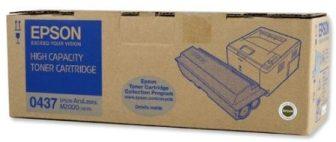 Epson S050437 toner cartridge - black (Epson C13S050437)