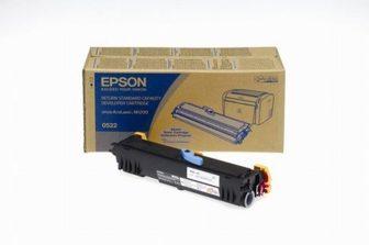 Epson S050522 toner cartridge - black (Epson C13S050522)