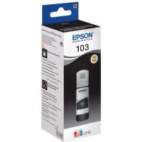 Epson T00S1 EcoTank black (No. 103) - fekete színű - 1 patron / csomag, 65 ml (Epson C13T00S14A)