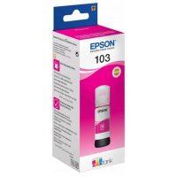 Epson T00S3 EcoTank magenta (No. 103) - bíborvörös színű - 1 patron / csomag, 65 ml (Epson C13T00S34A)