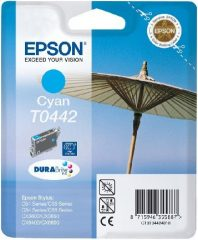 Epson T04424010 tintapatron - ciánkék színű - 1 patron / csomag (Epson C13T04424010)