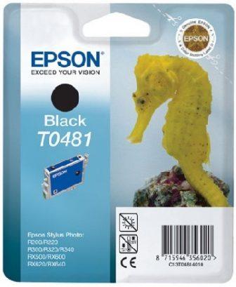 Epson T04814010 tintapatron - fekete színű - 1 patron / csomag (Epson C13T04814010)