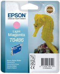 Epson T04864010 tintapatron - világos bíborvörös színű - 1 patron / csomag (Epson C13T04864010)