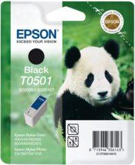 Epson T050140 tintapatron - fekete színű - 1 patron / csomag (Epson C13T05014010)