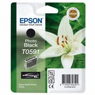 Epson T05914010 tintapatron - fotó fekete színű - 1 patron / csomag (Epson C13T05914010)